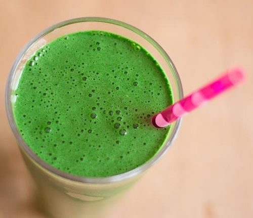 Green Smoothie - Raw Recipe from Detox Trading