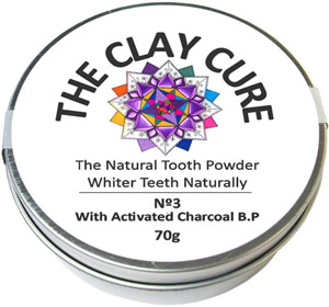 Activated Charcoal Natural Toothpowder