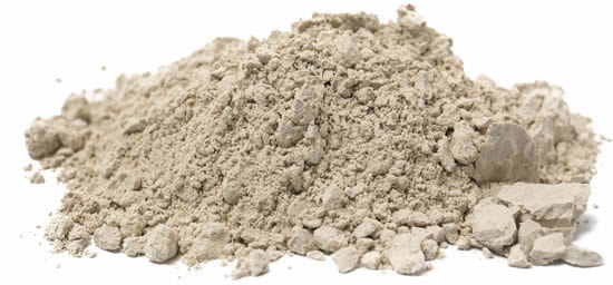 Sodium Bentonite Clay - from Detox Trading Superfoods