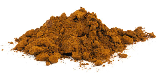 Organic Chaga Mushroom Powder - from Detox Trading Superfoods
