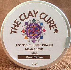 Raw Cacao Natural Toothpowder