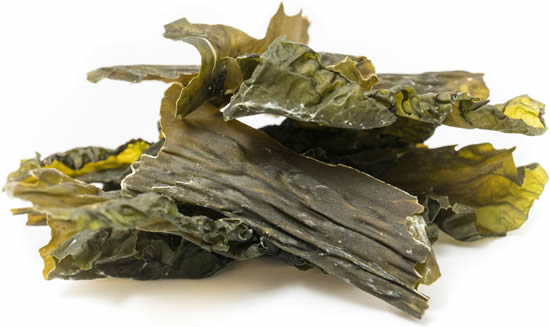 Royal Kombu Seaweed - Saccharina latissima - from Detox Trading Superfoods
