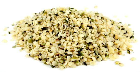 Organic Hemp Seeds from Detox Trading Superfoods