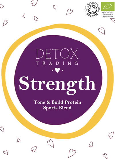 Strenth Blend for Sports and Fitness