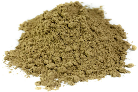 Organic Tulsi Powder from Detox Trading Superfoods